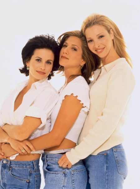 Lisa Kudrow adelgazó en 'Friends' por sentirse inferior a Courteney Cox y Jennifer Aniston