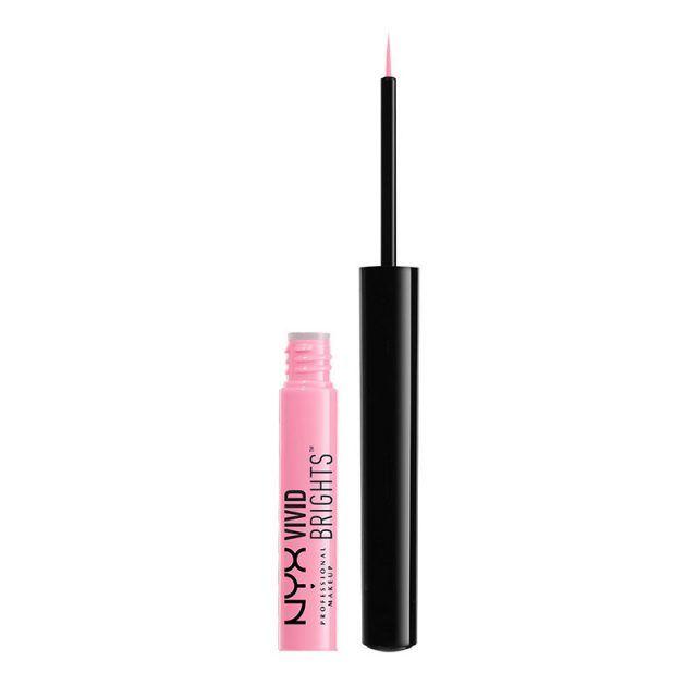 sombra rosa y morado