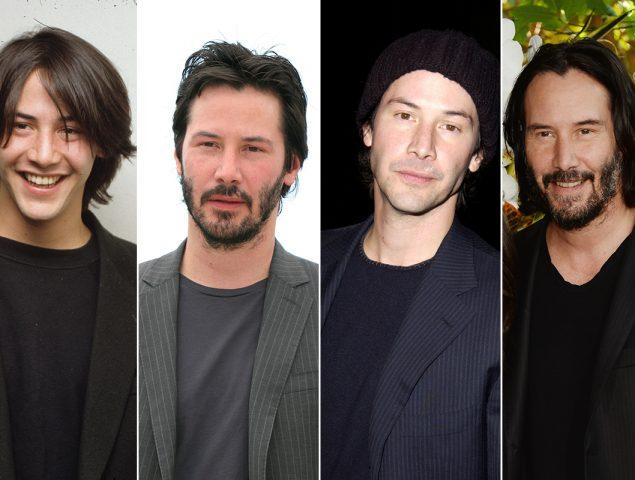 Keanu Reeves: 12 películas que demuestran que el tiempo no pasa por él