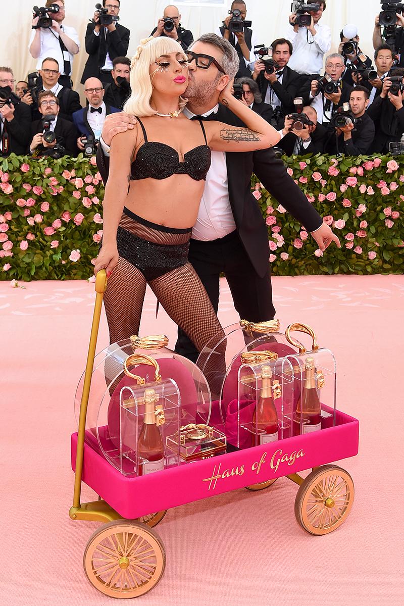 Lady Gaga gala Met