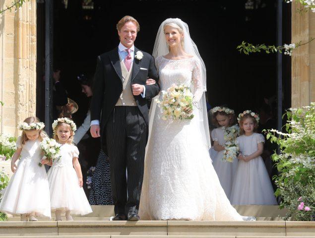Lo que esconde la tiara de boda de Gabriella Windsor