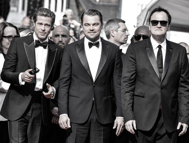 Brad Pitt y Leonardo DiCaprio eclipsan la alfombra roja de Cannes