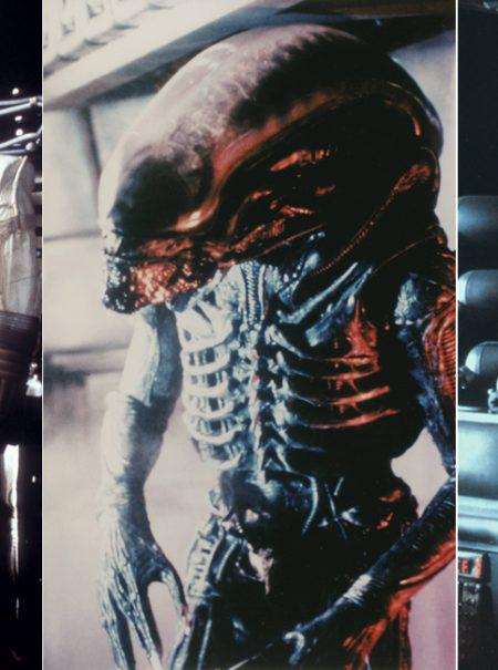 'Alien', así se creó el diseño fálico de la bestia