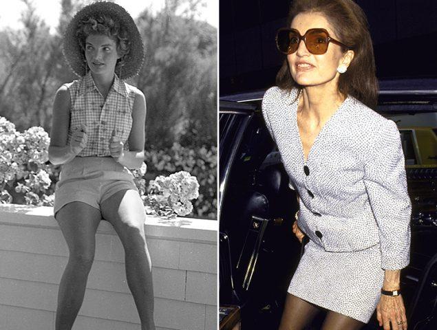 25 años sin Jackie Kennedy en 25 looks que llevaríamos hoy mismo