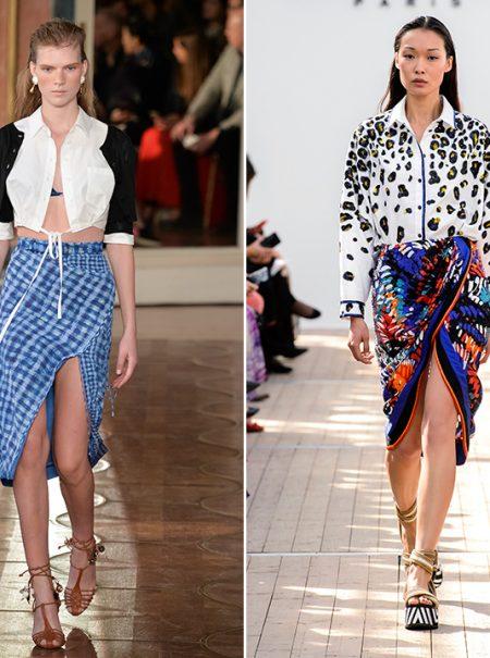 Esta falda pareo te va a obsesionar (haz la prueba)