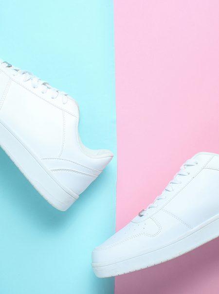 Cómo limpiar tus zapatillas blancas y que parezcan totalmente nuevas