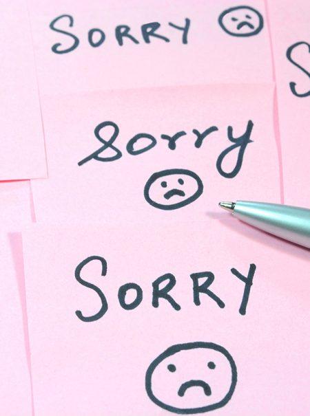 Cómo convertir el arrepentimiento en un sentimiento bueno (y que te haga más fuerte)