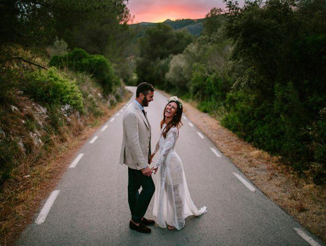 Adiós al posado clásico de boda: esto es lo que quieren ahora los novios