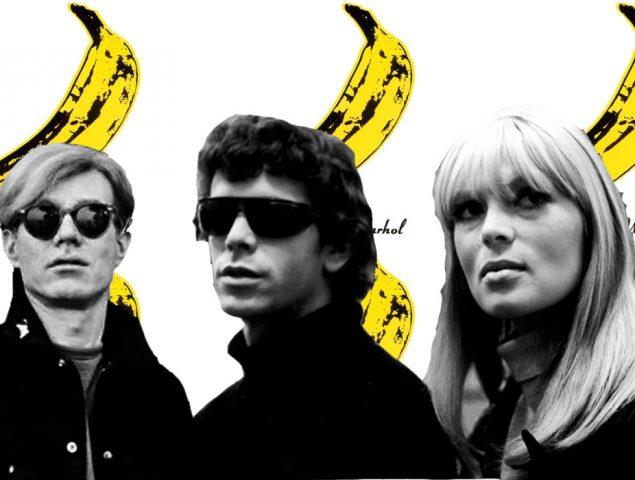 Nico, Lou Reed y Warhol: el 'ménage à trois' más tortuoso del rock