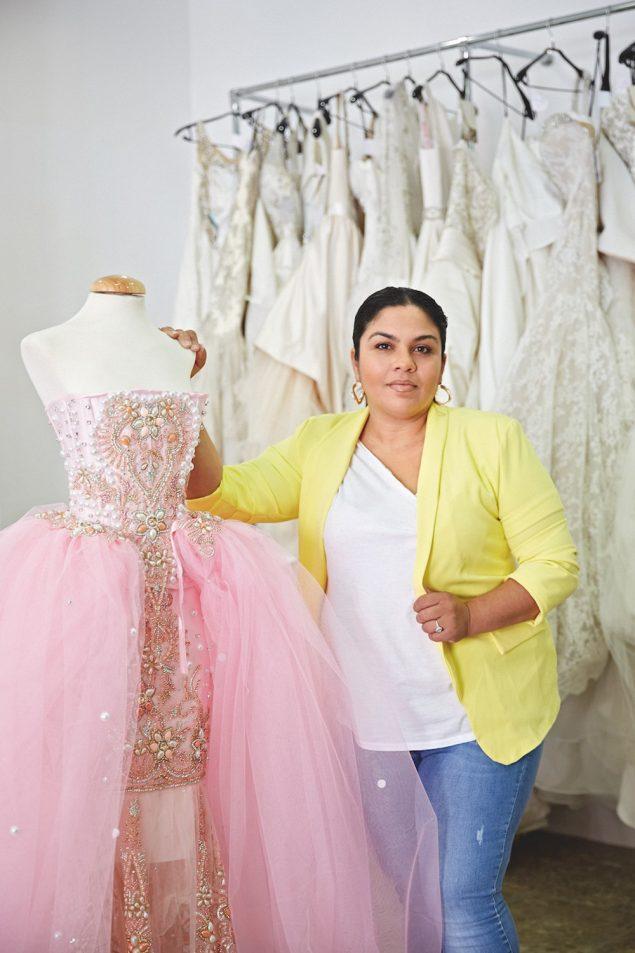 bef97b7a1 3 vestidos para un casamiento
