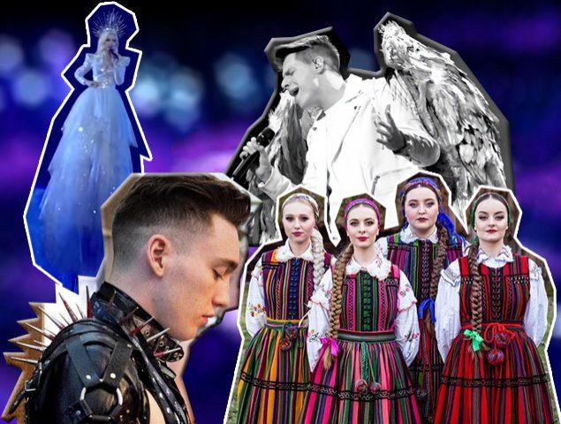Sadomaso Dependientes De Sex Shop Y Patinadoras En Eurovisión 2019