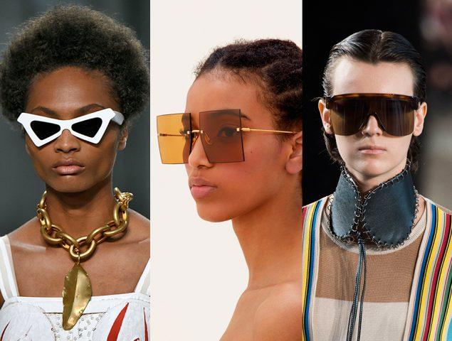 Estas son las cinco tendencias de gafas de sol imprescindibles del verano