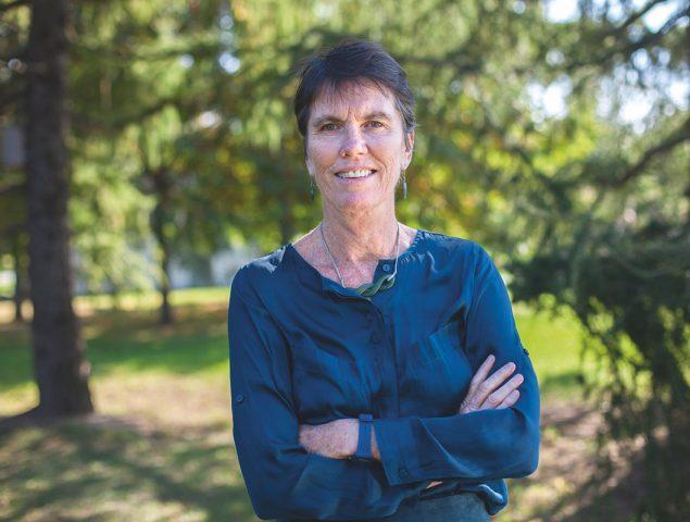 """Bunny McDiarmid, codirectora ejecutiva de Greenpeace:  """"Hay algo podrido en nuestro sistema alimentario"""""""