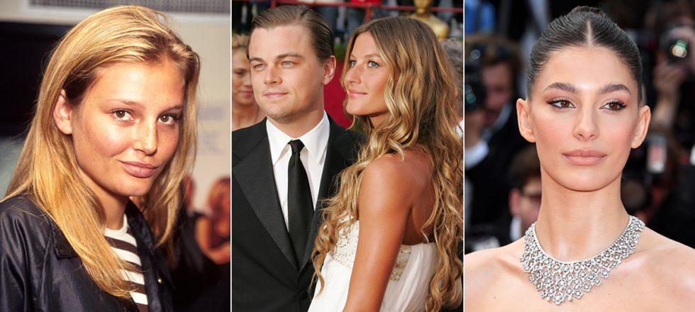 Leonardo DiCaprio o la obsesión por las novias de menos de 25