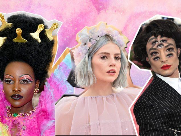 15 detalles de belleza vistos (y amados) en la Gala MET 2019