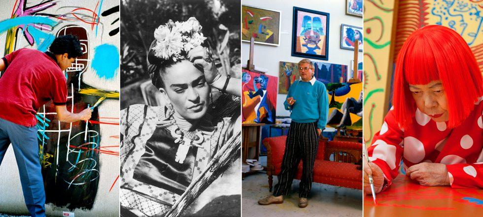 Extravagantes, vulgares o modestos: el hábito hace al artista y moldea la identidad de los genios