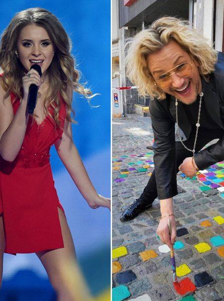 """""""Twelve points, douze points"""": quién es quién de los que dan los puntos en Eurovisión"""