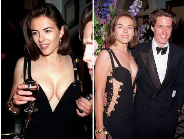 25 años del sugerente vestido de imperdibles que sembró el escándalo