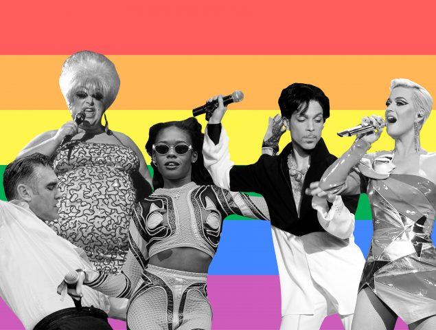 50 cantantes y grupos que han sido (y son) un referente LGTBI