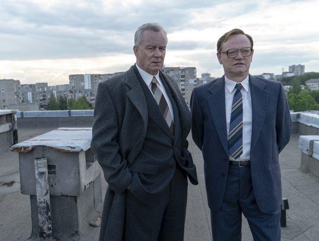Nunca supimos nada de Chernobyl, tampoco de cómo iba vestida la gente