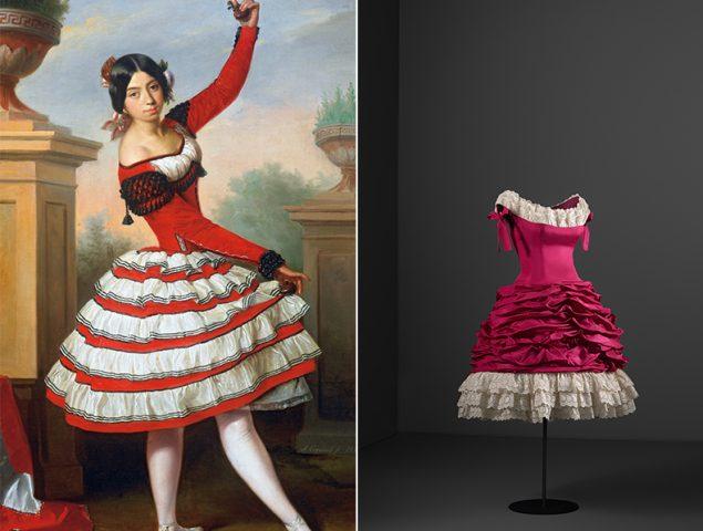 De la Duquesa de Alba a Isabel de Portugal: los paralelismos más curiosos de Balenciaga en el Thyssen