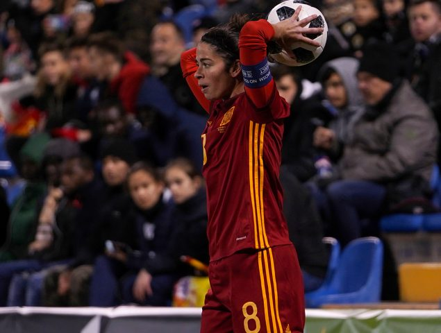 """Marta Torrejón: """"Estamos aquí por las valientes que rompieron el tabú de que el fútbol no era para chicas"""""""