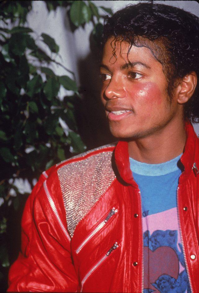 Las cinco chaquetas más alucinantes de Michael Jackson