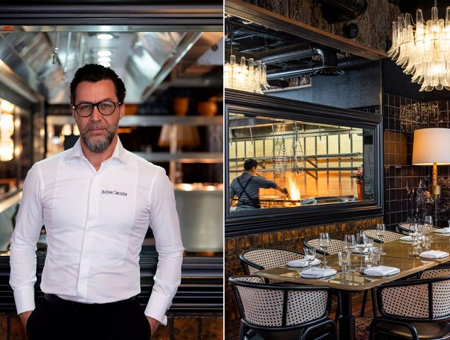 Conocemos por dentro el nuevo restaurante de Quique Dacosta en Londres