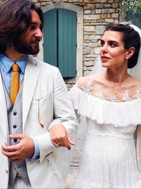 La segunda (y secreta) boda de Carlota Casiraghi y Dimitri Rassam