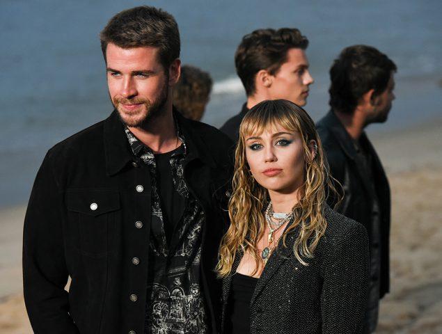 Miley Cyrus y Liam Hemsworth, 10 años de amor con muchos cambios de look