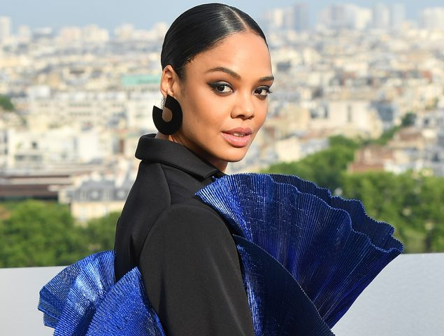 Tessa Thompson, la primera mujer negra y bisexual que conquista Hollywood