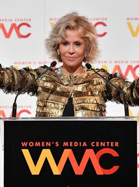 """Jane Fonda: """"No entiendo por qué el sexo de las mujeres de mi edad se toma a broma»"""