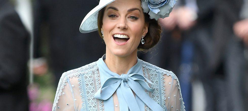 El espectacular Elie Saab de Kate Middleton y otros 11 looks de Ascot que no te puedes perder