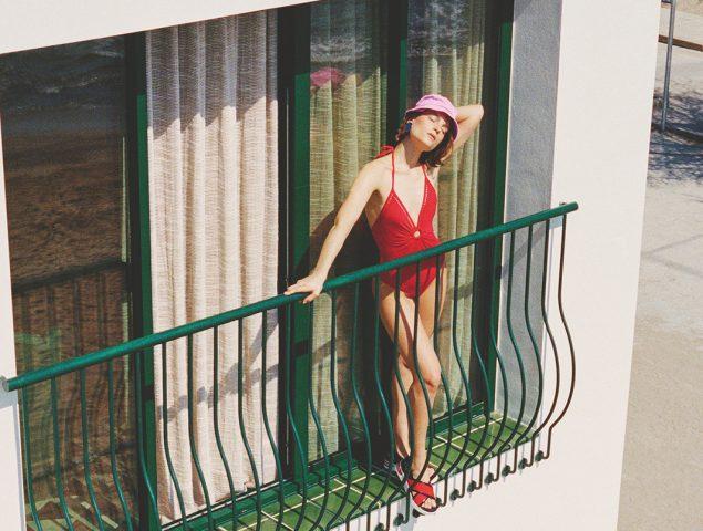 Inspiración moda baño: volver al mar de Ibiza