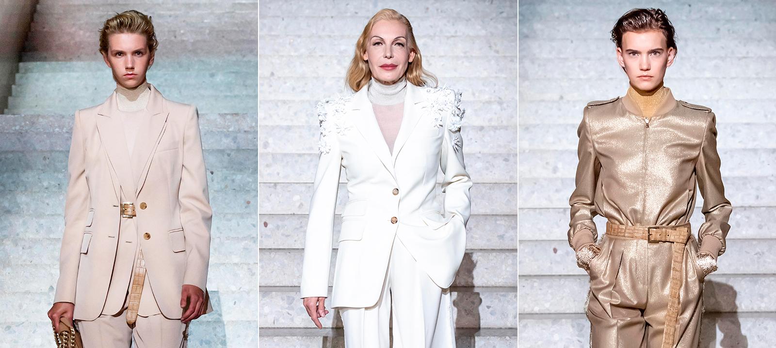 David Bowie y Marlene Dietrich inspiran la colección crucero de Max Mara