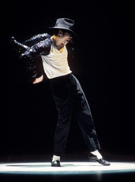 ¿Por qué Michael Jackson siempre actuaba con unos calcetines blancos?