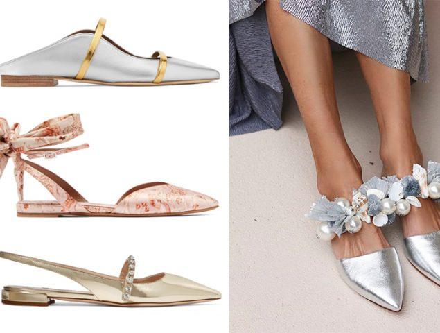 Guerra al tacón: 14 zapatos para invitadas que quieren bailar sin parar