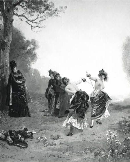 Gisèle d'Estoc: la asombrosa historia de la mujer que nunca existió