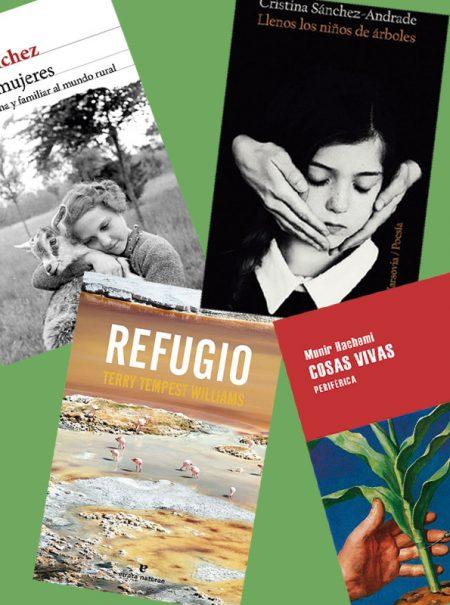 Lecturas de verano: en la naturaleza con María Sánchez