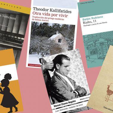 libros Belen Rubiano