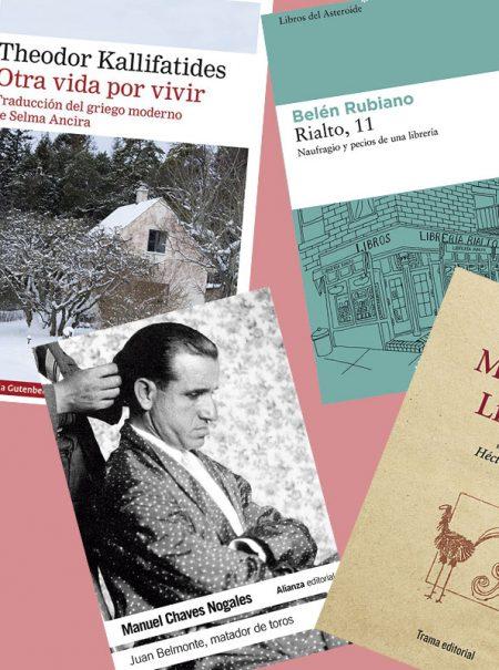 Lecturas de verano: las mejores memorias, según Belén Rubiano