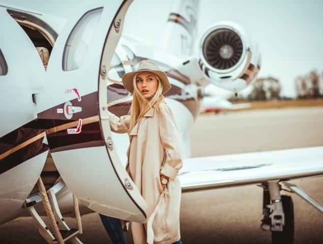 El que avisa no es traidor: ir maquillada en un vuelo es (muy) perjudicial para tu piel