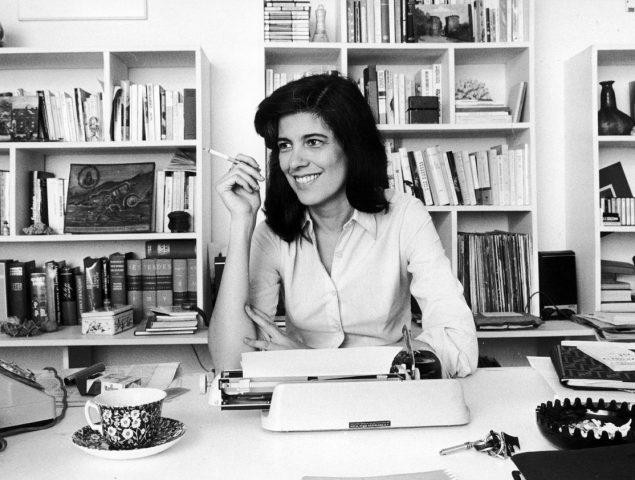 Por qué Susan Sontag dejó que su exmarido robase parte de su trabajo y obra