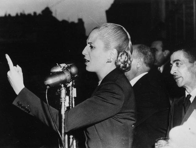 ¿Es un insulto o un piropo que te comparen con Evita Perón?