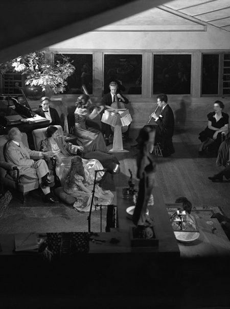 La casa en la que Frank Lloyd Wright vivió su propia terrible matanza a lo Charles Manson