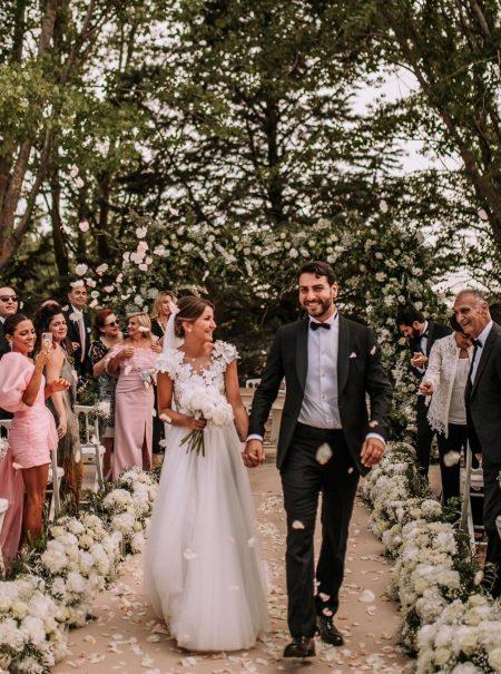 Así se casa una 'influencer': los mejores looks de la boda de Lovely Pepa