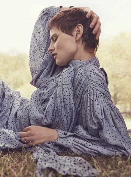 """Saskia de Brauw: """"Por desgracia, el #MeToo en el mundo de la moda no ha servido para mucho"""""""