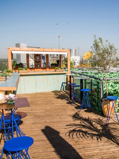 10 terrazas para contemplar la ciudad desde las alturas