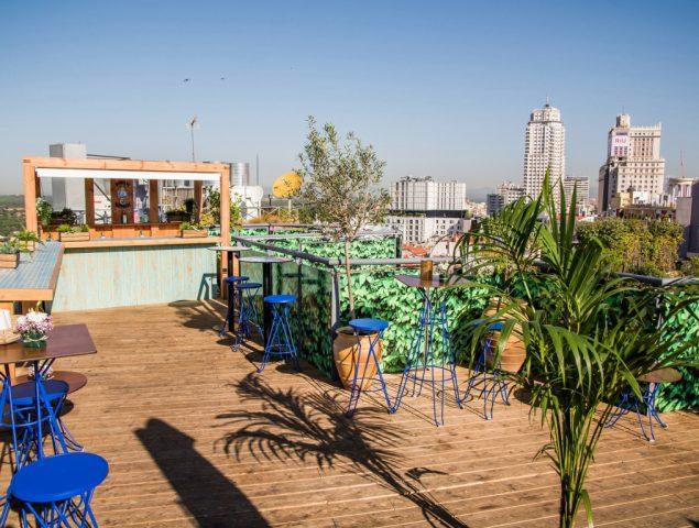 10 Terrazas Veraniegas Para Contemplar La Ciudad Desde Las