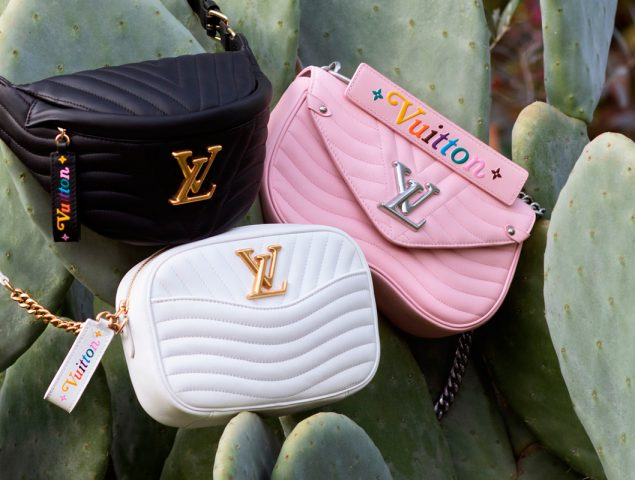 La 'New Wave' de bolsos de Louis Vuitton